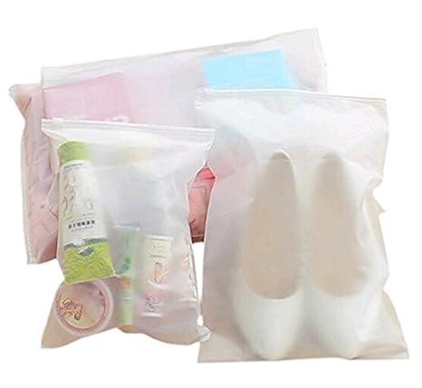 Bolsa de viaje multifuncional Westeng, 10 unidades, bolsa de almacenamiento impermeable para ropa interior