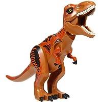 Womdee blocco Dinosaur Toy, Dinosaur figure blocchi blocchi mini giocattoli Dinosaur Playset per bambini
