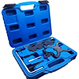Elf Bee Petrol Engine Camshaft Belt Drive Locking Timing Tool Set Compatible with Ford 1.5 1.6 Fiesta VCT Focus and Volvo