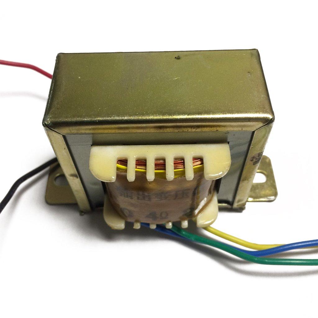 IWISTAO Tube Amplifier Output Transformer 5W Z11 Single-Ended Silicon Steel EI Audio HiFi DIY