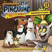 Knabberkram des Grauens (Die Pinguine aus Madagascar 19) | Thomas Karallus