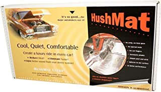product image for HushMat 10500 Sound Damping Bulk Kit with 30 Black sheets (58 square feet)