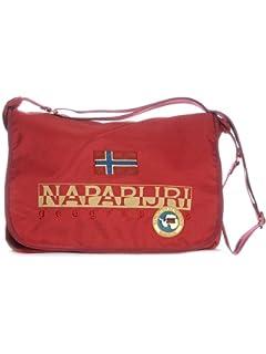 2811e3e420 Napapijri borsa small messenger north cape 5ANN3R25 blue marine ...
