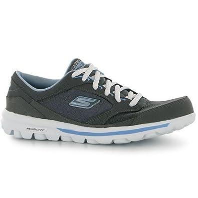 ac00f828c6c302 Skechers GO Walk Damen BAB Damen Fitness Sport Training Casual Schuhe