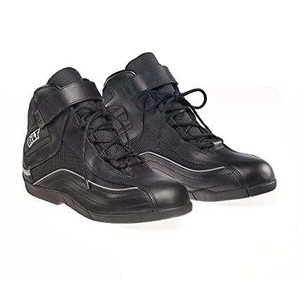 32a15d583a853 Amazon.com: BILT Women's Pit Motorcycle Boots - 10, Black: Automotive