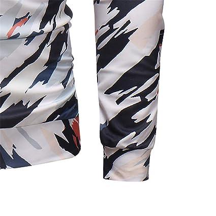 Amazon.com: Camouflage Hoodies Sweatshirt Men Casual Streetwear Slim Fit Long Sleeve Hip Hop 3D Hoody: Clothing