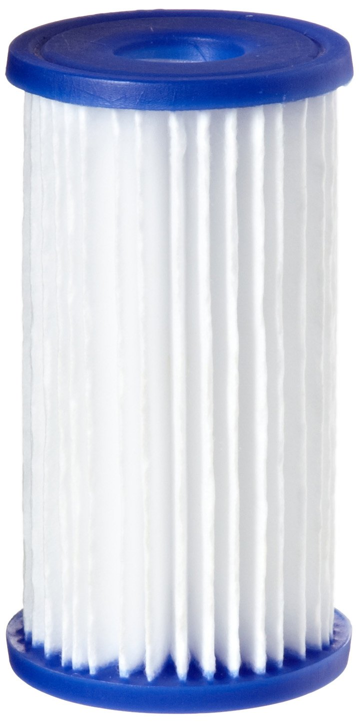 Pentek R30 478 Pleated Polyester Filter Cartridge 4 7 8 x 2 5 8 30 Microns