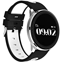 CF007 Sports Smart Watch Waterproof Long Standby Bluetooth Support Heart Rate Monitor Pedometer Smartwatch for IOS Android
