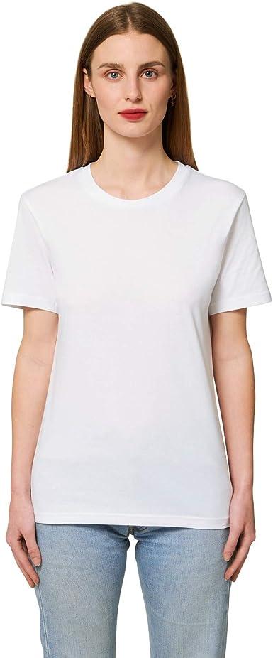 Hilltop Camiseta Unisex para Hombre y Mujer de Alta Calidad. Hecha de 100% Algodón Orgánico. Ideal para Estampación (ej.: con Papel Transfer, Estampado Metálico Foil): Amazon.es: Ropa y accesorios