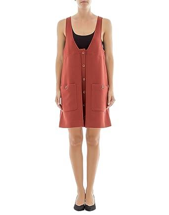 40 Et Rouge Femme Rot Chloé Robe Vêtements qC6n8z1
