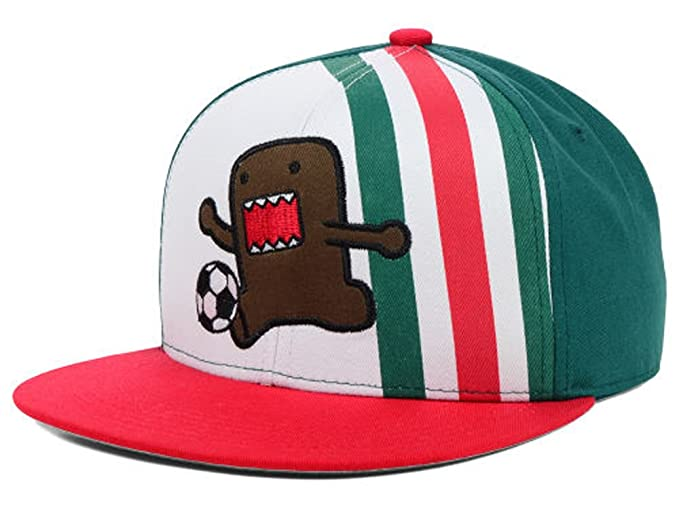 a5f649f2513 Image Unavailable. Image not available for. Color  Domo Soccer Team Mexico  Fifa Snapback Hat Adult Sized