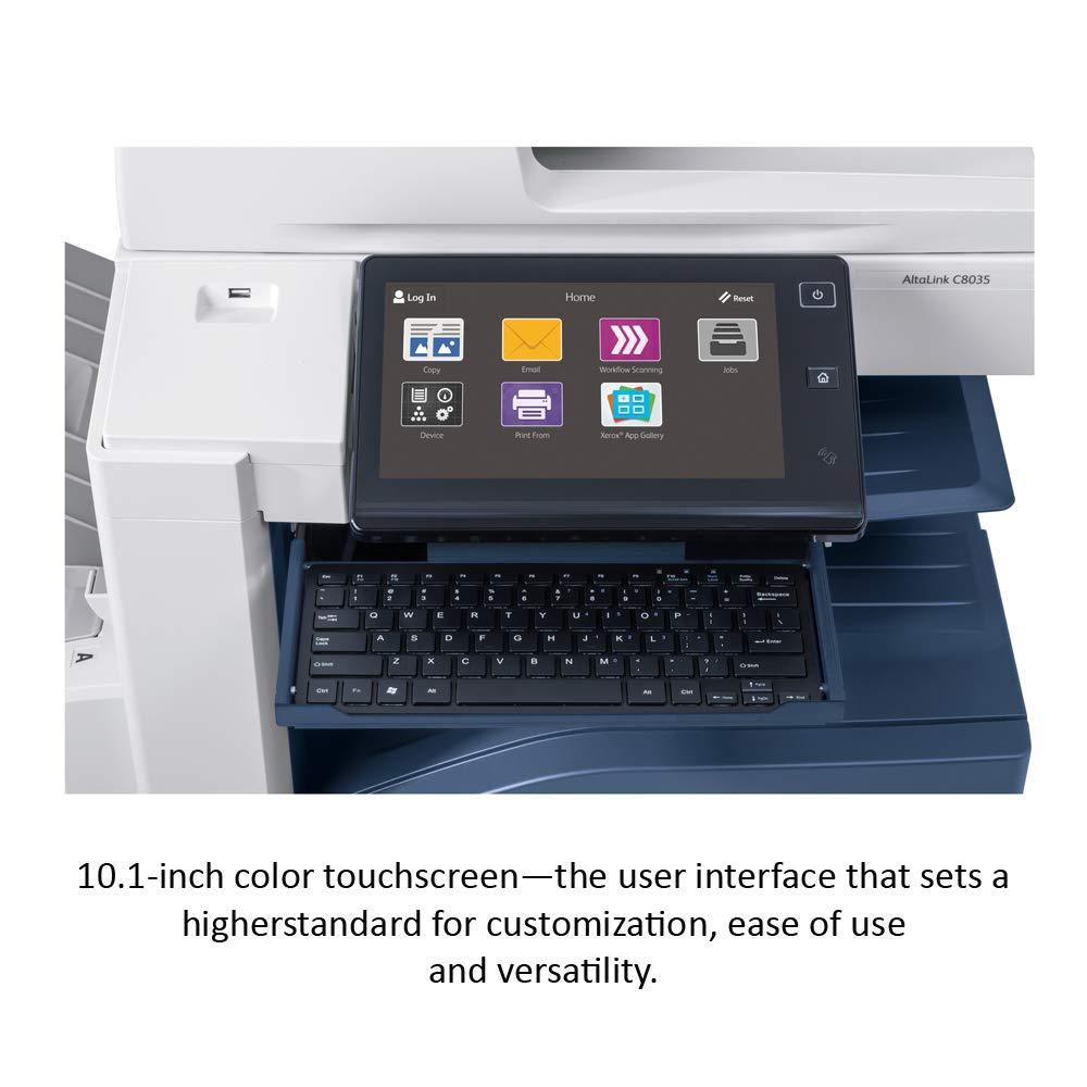 Amazon.com: Xerox AltaLink C8035 A3 Color Laser ...