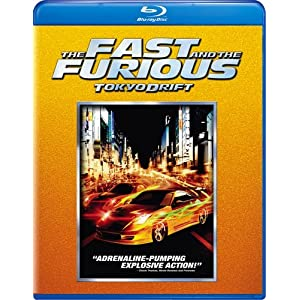 The Fast and the Furious: Tokyo Drift [Blu-ray] (2006)