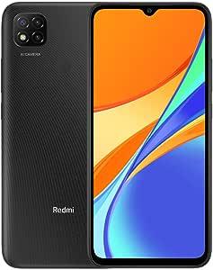 Xiaomi Redmi 9C Smartphone 2GB RAM 32GB ROM 6,53 HD+ Pantalla de Caída de Puntos MTk Helio G35 Octa Core 13 MP AI Triple Cámara (Gray): Amazon.es: Electrónica