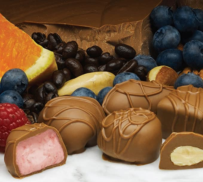 Philadelphia Candies Assorted Leche Caja Bombones: Amazon ...