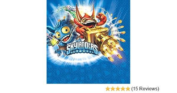 Party Favor American Greetings Skylanders Luncheon Napkins Toys 4996503