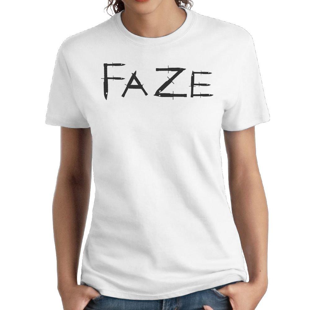 Faze Clan Team Logo Funny Short Tees Fashion Shirts 3866