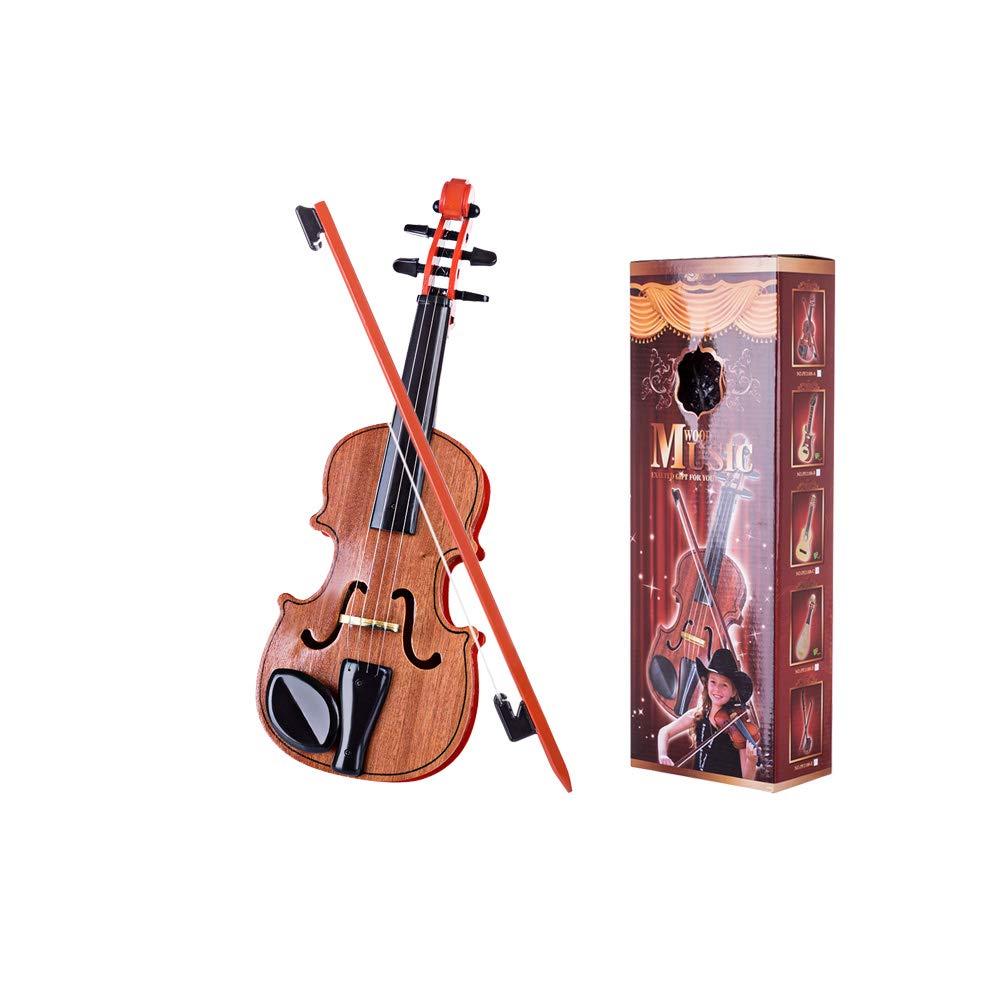 RuiyiF Toy Violin for Kids Beginners Ages 3-5, Play Violin for Kids Musical Toys for Toddlers 15 Inch by RuiyiF
