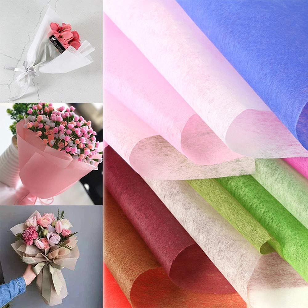 38-40 fogli di carta velina multicolore per confezioni regalo as show 50 x 50 cm 01