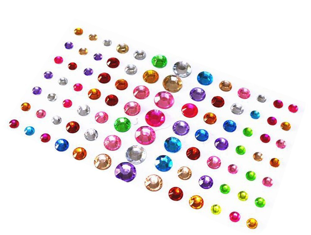 Sparkly Gems Adhesive Sparkly Stickers// cards scrapbooking//Floristry//Glassware 2