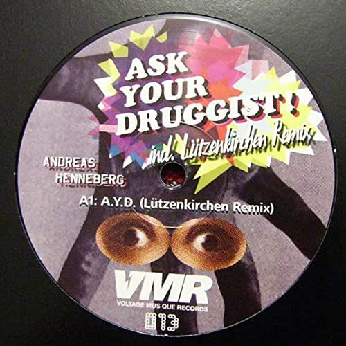 Ask Your Druggist!