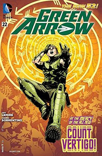 Green Arrow (2011-2016) #22