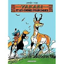 Yakari - tome 23 - Yakari et les cornes fourchues (French Edition)
