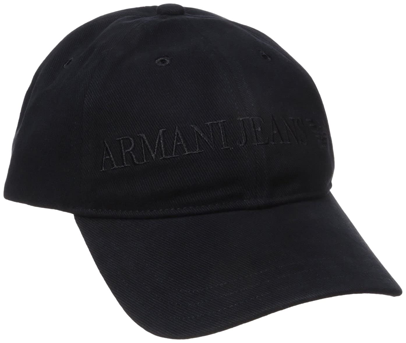 d00df71d Armani Exchange Men's All Over Logo Hat, Blue, One Size: Amazon.co.uk:  Clothing