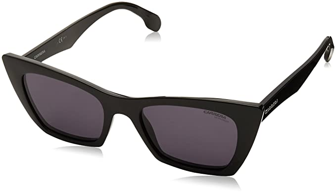 d6f43e07a8 Carrera 5044/S Gafas de Sol, Negro (Nero), 50 para Mujer: Amazon.es: Ropa y  accesorios