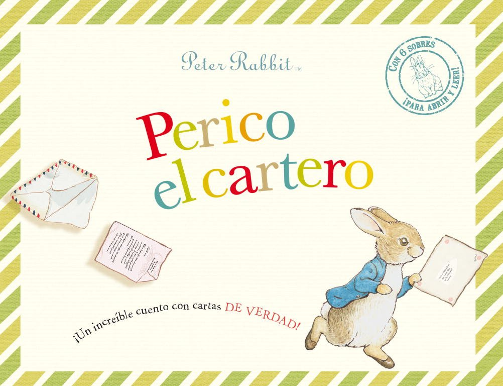 Perico el cartero: Beatrix Potter: 9788448834708: Amazon.com ...
