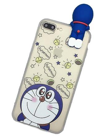 dc8db23653 Maruya iPhone7/iphone8 ケース ドラえもん ソフトケース ソフト キャラクター ケース かわいい 保護ケース 薄型 人気