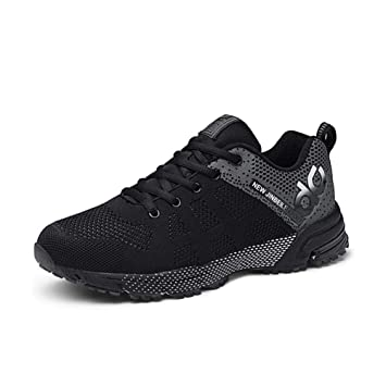 WYX Zapatos al Aire Libre 2019 Zapatos nuevos para Hombres, Zapatos Deportivos térmicos de otoño/Invierno, Zapatillas de Deporte para Correr, ...