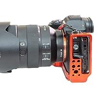 Stabil LSIV - L Plate (Bracket) for Sony A7RIV (Orange)