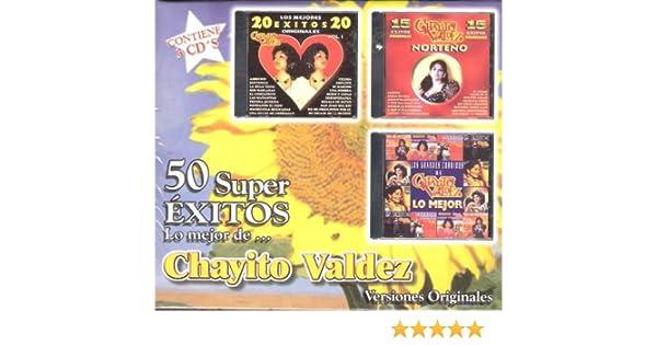 Valdes Chayito. Chayito Valdes - Chayiito Valdez Versiones Originales