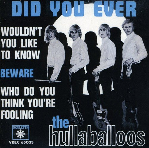 CD : The Hullaballoos - Did You Ever (Japanese Mini-Lp Sleeve, France - Import)