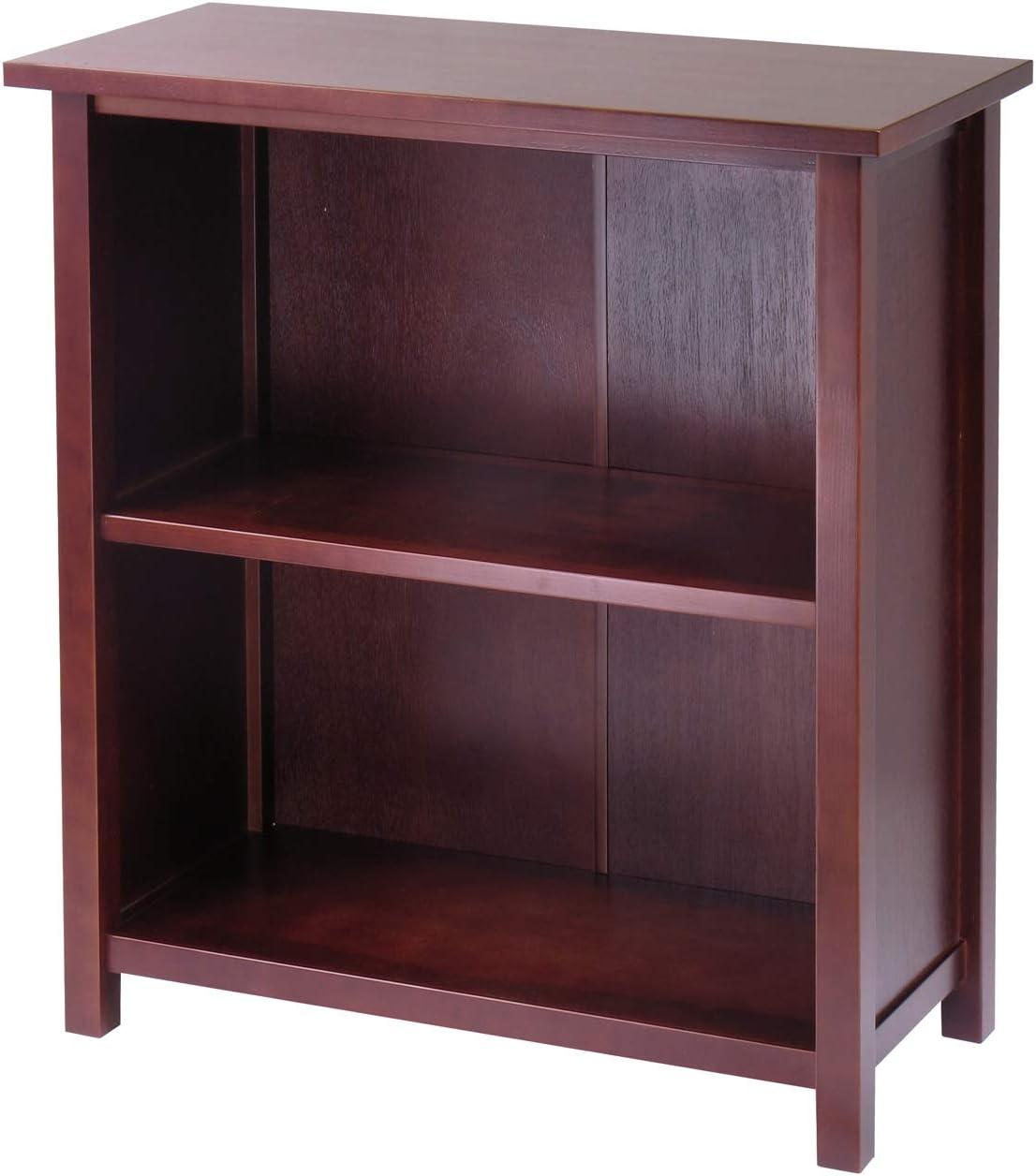 Winsome Milan Shelf, medium, Walnut