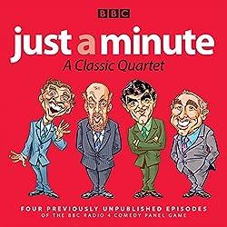 Just a Minute: A Classic Quartet