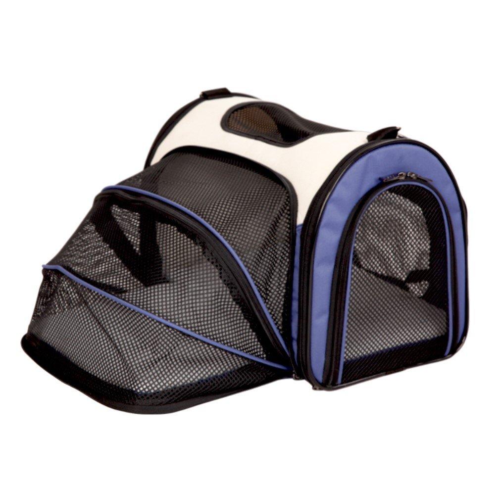 E Style S E Style S SXHDMY-Pet bag Pet Outdoor Box Cat Outdoor Bag Teddy Carrying Bag Portable Handbag (color   E Style, Size   S)