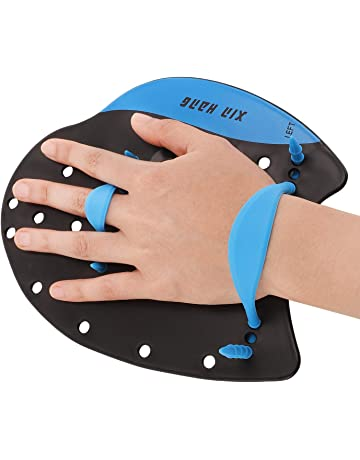 Paleta de nataci/ón para entrenamiento de brazo SWIMXWIN Finger Pad