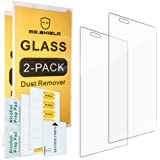[2-PACK]-Mr Shield For LG K8V / K8 V (Only Fit For Verizon) [Tempered Glass] Screen Protector with Lifetime Replacement Warranty