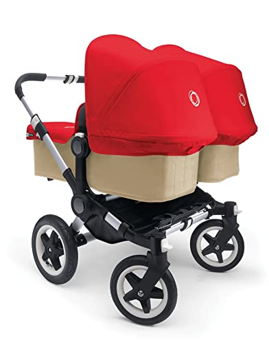 Bugaboo Donkey Bassinet Complete, Sand Discontinued by Manufacturer