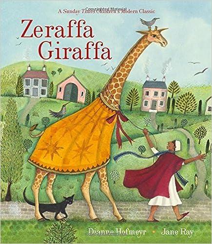 Book Zeraffa Giraffa by Dianne Hofmeyr (2015-09-03)