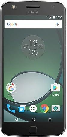 Motorola Moto Z Play Smartphone (14 cm (5,5 pulgadas), 32 GB, Android) (importado): Amazon.es: Electrónica