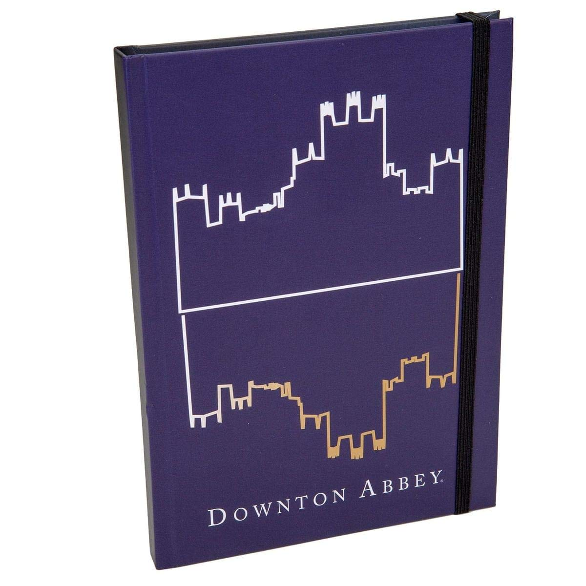 punto de venta barato Downton Abbey Journal Journal Journal - Large Diary with Silhouette Logo - 6 x 8.5 Notebook by Downton Abbey  buena reputación