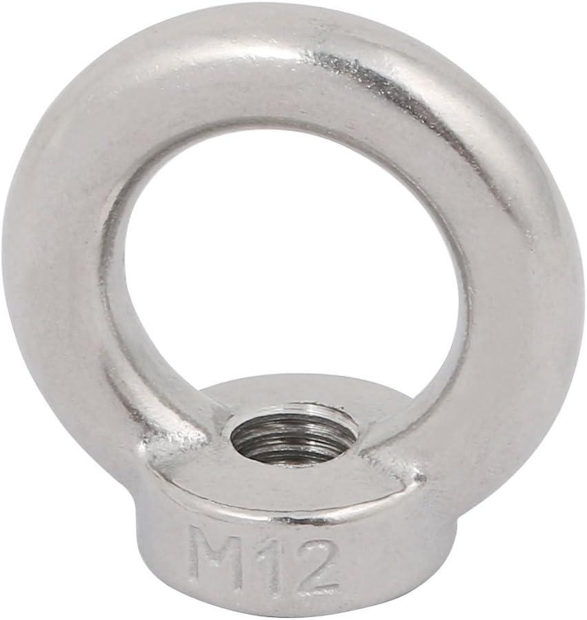 Pack de 20 M5 /Écrou /à oeil en acier inoxydable 304 /Écrou de bague