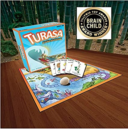 Amazon.com: Turasa - A Yoga Adventure by Turasa Yoga: Toys ...