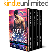 Daddy Dragon Guardians: The Complete Series Collection Box Set (Dragons Of Charok)