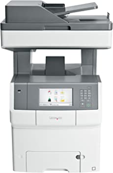Lexmark X748dte Color Laser All-in-One Printer with Duplex