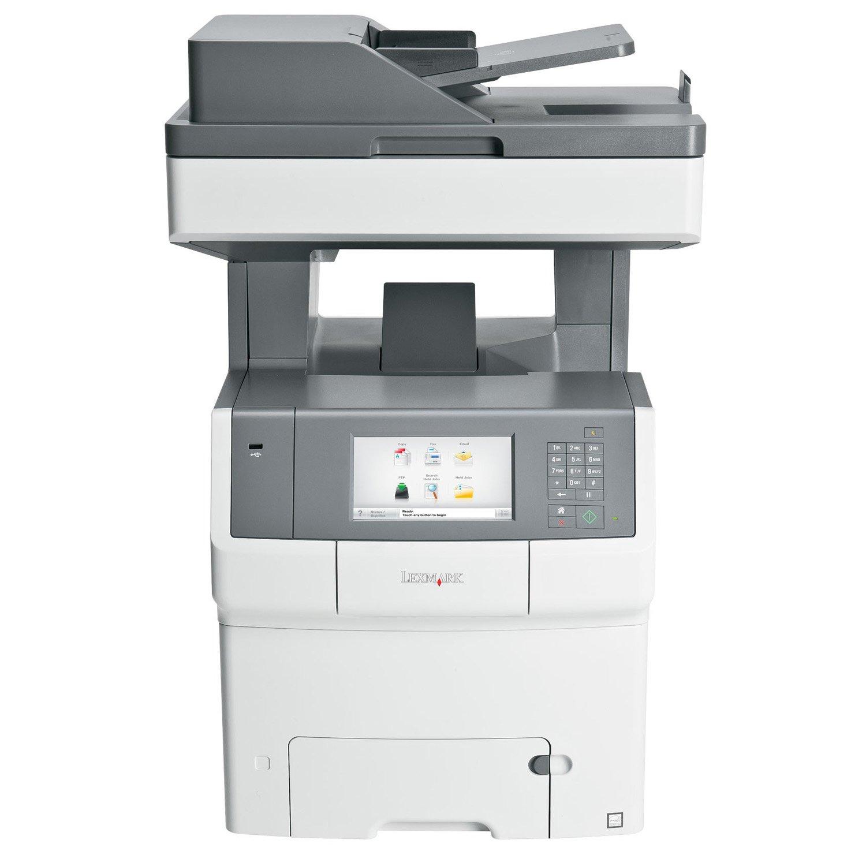 Lexmark 34T5013 (X748DTE) Color Laser Printer with Scanner, Copier & Fax