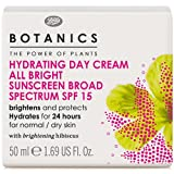 BOOTS Botanics All Bright Hydrating Day Cream SPF15